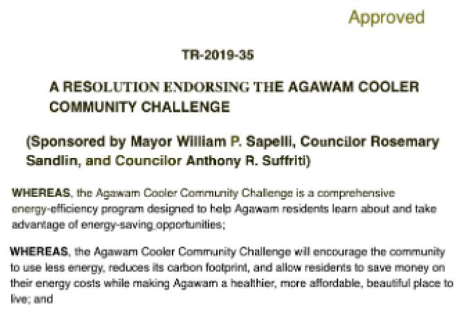 The Mayor's endorsement