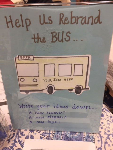 College Student works to make the local bus line more efficient and popular