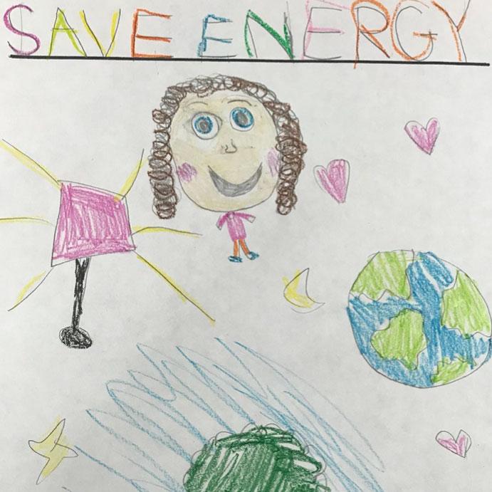 Agawam Kindergarten Save Energy